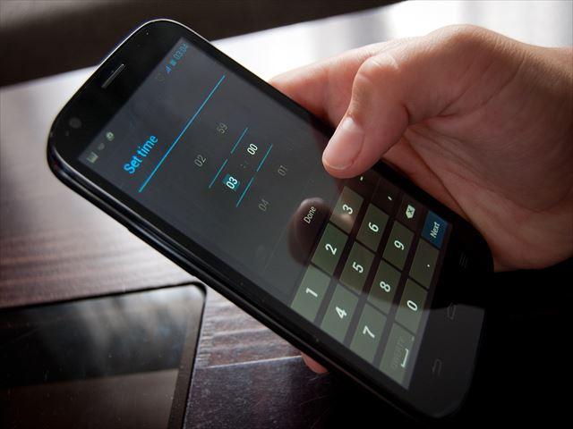 格安SIM初期設定の方法Android編