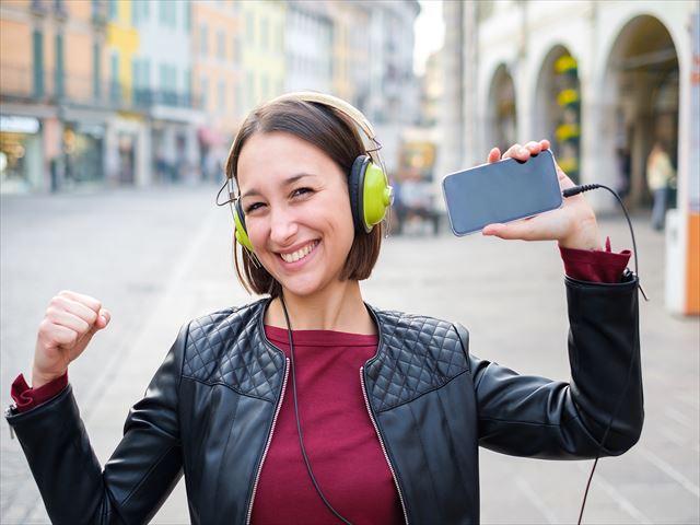 音楽のストリーミングサービスにおすすめの格安SIMは?