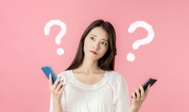 格安SIMで機種変更??やり方と注意点は??