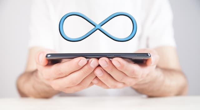 【おすすめプラン紹介】格安SIMでデータ通信無制限を選ぶポイントは??